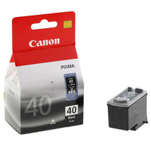 Canon PG-40 Black Ink Cartridge (0615B002) For PIXMA iP1600 iP1300 iP170... - $34.60