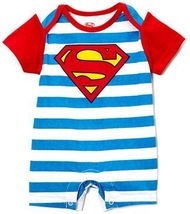 Babies Superman Rompers Infant One Pieces Playsuit Clothing MSRP $30.00 ... - $22.00
