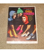 Vintage Patterns Chill Chasers Columbia Minerva Leaflet No.2526-Knit & C... - $6.49