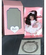 Effanbee Vintage GIRL WITH A CURL Doll MIB 1994 with COA - $39.96