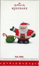 2016 New in Box - Hallmark Keepsake Christmas Ornament - Tea Time! - $5.93
