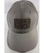 Shot Show 2020 Zenith Firearms Gray Baseball Style Cap Hat - $17.81