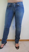 NEW JOE'S S LUCUS MID RISE STRAIGHT LEG DESIGNER DENIM JEANS,24 00,MEDIU... - $72.22