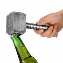 Bottle Opener Stainless Steel Vintage Thor Shaped Beer Can Hammer Kitchen Gadget