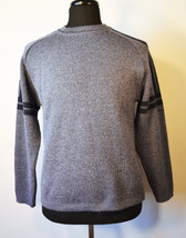 Free Ship Nice Men's Billabong Blue Knit Sweater Size Medium - $25.00
