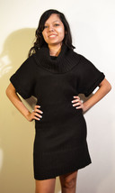 H&M Soft Black Knit Dress Unused S Small Super ... - $45.00