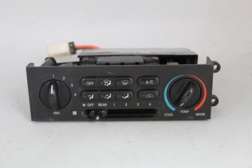 Primary image for 1993 1994 NISSAN QUEST AC HEATER TEMPERATURE CLIMATE CONTROL PANEL 275100B010