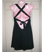 pechanga indian resort casino cocktail waitress uniform black dress size... - $24.74
