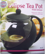 NORPRO 6 CUP ECLIPSE TEA POT WITH INFUSER - $25.00