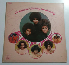 The Supremes New Ways But Love Stays LP Vinyl Record Vintage Motown 1970 - $12.37
