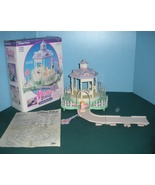 Vtg. Fisher Price Precious Places #5165 Twirling Melody Gazebo Comp. w/B... - $55.00