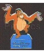 Disney Jungle Book King Louie orangutan monkey full body Home Video Even... - $24.18