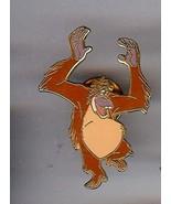 Disney Jungle Book King Louie orangutan monkey full body pin/pins - $24.18