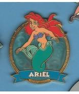Disney Little Mermaid  Princess Ariel Swirl  pin/pins - $33.29
