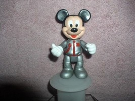 Disney Mickey Mouse Space Man movable arms and legs Arco  PVC Figurine - $16.98