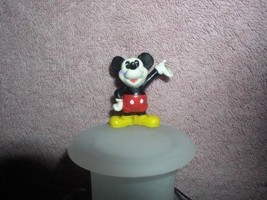 Disney Mickey Mouse Pie Eyed PVC Figurine - $10.99