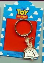 Disney Toy Story 1 Bo Peep Full body  Key Chain On Original Card - $24.18