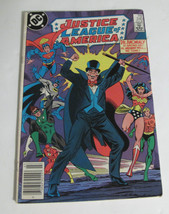 DC Comic Justice League of America July 1985 - $4.33