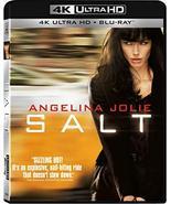 Salt [4K Ultra HD + Blu-ray] - $9.95