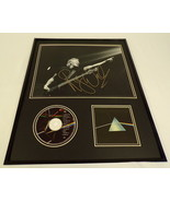 Roger Waters Signed Framed 16x20 Dark Side of the Moon CD & Photo Displa... - $467.49