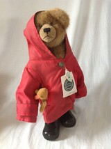 Boyds Bear Noah Retired Plush Raincoat Boot Duck 918434 Archive Collecti... - $14.95
