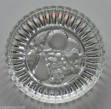 """Vtg Federal Glass Clear PIONEER 5-3/8"""" Nappy Bo... - $8.08"""