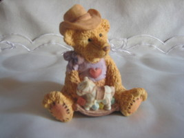 "Take me Home Teddies ""Buckaroo Bill"" NIB - $7.00"