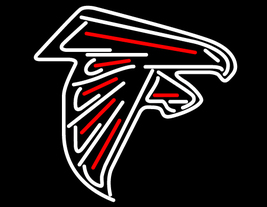 NFL Atlanta Falcons Football Beer Bar Neon Light Sign 16'' x 14'' - $599.00