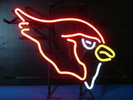 """NFL Arizona Cardinals Beer Bar Neon Light Sign 15"""" x 14"""" - $599.00"""
