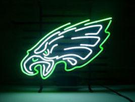 NFL Philadelphia Eagles Football Beer Bar Neon Light Sign 14'' x 10'' - $599.00