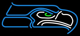 "NFL Seattle Seahawks Beer Bar Neon Light Sign 15'' x 10"" - $599.00"
