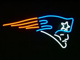 NFL New England Patriots Football Beer Bar Neon Light Sign 15'' x 10'' - $599.00