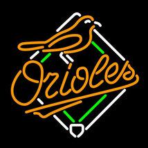 "MLB Baltimore Orioles Beer Bar Neon Light Sign 15"" x 14"" - $599.00"