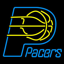 NBA Indiana Pacers Beer Bar Neon Light Sign 15'' x 14'' - $599.00
