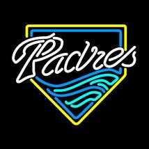 MLB San Diego Padres Baseball Beer Bar Neon Light Sign 15'' x 14'' - $599.00