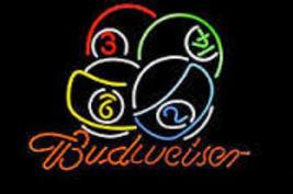 Snooker Pool Billiards Beer Bar Neon Light Sign 16'' x 15'' - $599.00