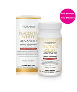 6 Bottles of Authentic Mosbeau Placenta White Advanced Whitening Tablets... - $389.47