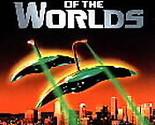 WAR OF THE WORLDS 1953: The Original Invasion- H.G.Wells-  RARE NEW DVD