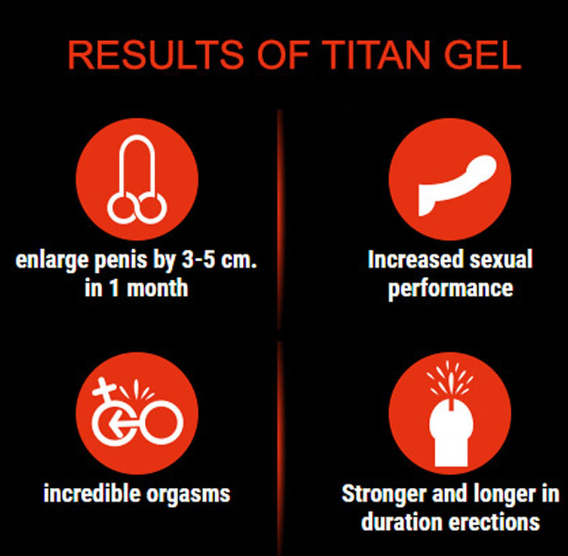 2 bottle titan gel top rated natural male and similar items