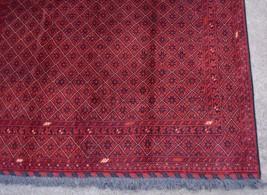 AD7, Beautiful Afghan Turkoman Area Meranoos Rug, Russian Carpet 5'1 x 6... - $584.10