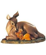 "WDCC Disney Classics Bambi And Mother ""My Little Bambi"" #1204799 *NIB* - $290.47"