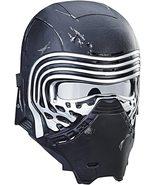 Star Wars: The Last Jedi Kylo Ren Electronic Voice Changer Mask - $59.99