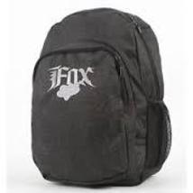 FOX RACING MEN'S GUYS BLACK Amplified Association BACKPACK LOGO NEW $49 - $38.99