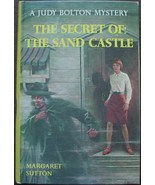 Judy Bolton #38 THE SECRET OF THE SAND CASTLE M... - $150.00