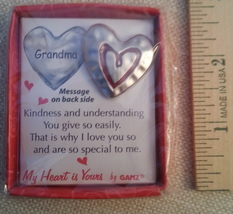 """My Heart is Yours by Ganz """"Grandma"""" charm - $4.05"""
