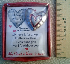 """My Heart is Yours by Ganz """"Love Always"""" charm - $4.05"""