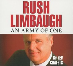 Rush Limbaugh : An Army of One by Zev Chafets (2010, CD, Unabridged) - €14,96 EUR