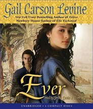 Ever by Gail Carson Levine (2009, CD, Unabridged) - €14,08 EUR