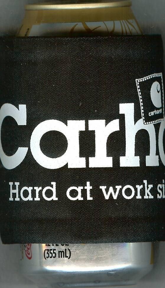 carhartt promo cup insulator wrap around can