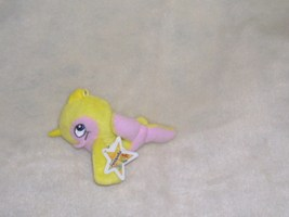 "McDonald's Neopets YELLOW FLOTSAM Mini Plush 5"" Happy Meal Toy - $4.96"